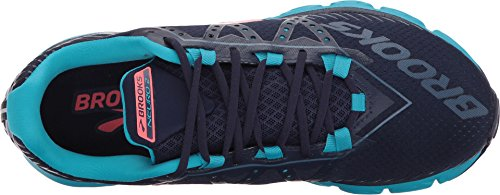 Brooks Donna Neuro 2 Sera Blu / China Blu / Corallo Ardente