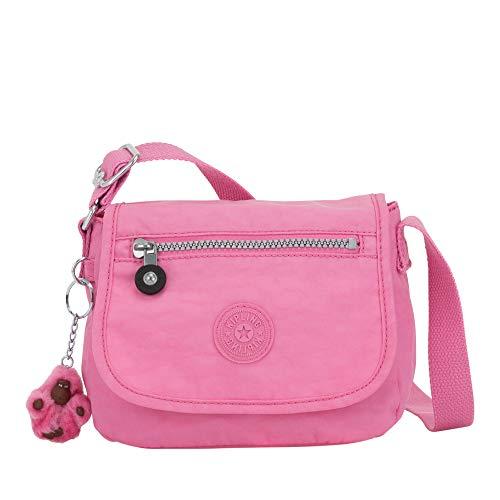 (Kipling Sabian Crossbody Minibag One Size Posey Pink)