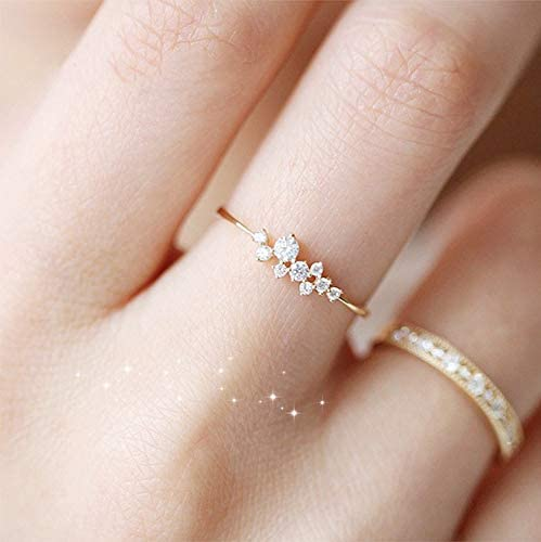 Statement ring Stackable name ring Gold bar ring Boho ring Midi ring Fashion ring Personalized ring Girlfriend gift Gift for wife
