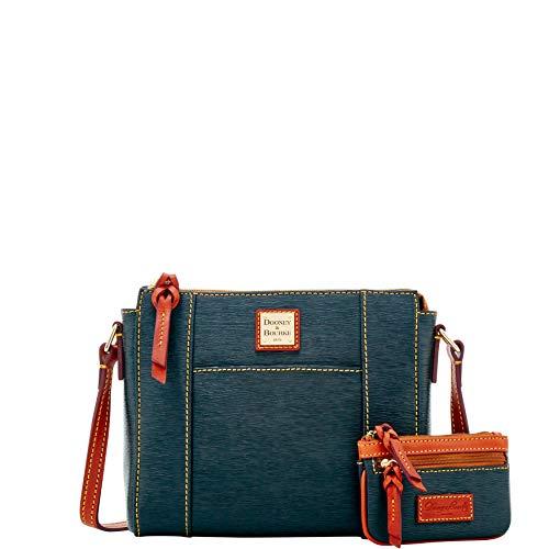 Bourke Shoulder Bag - Dooney & Bourke Cork Lexington Crossbody Small Coin Case Shoulder Bag