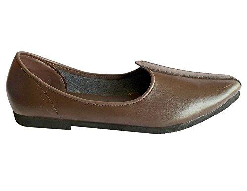Step N Style Hombres Zapatos Jalsa Zapatos Indios Punjabi Jutti Nagra Sherwani Zapatos Casuales