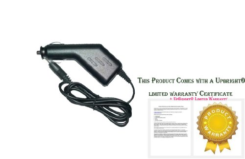 UpBright® NEW Car DC Adapter For CROMO INC CHR-2146 SYS-963-2 HK-S1036 TABLET (Auto Chr)