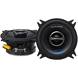 Sale Alpine Type-S SPS-410 4' Coaxial 2-Way Car Audio Speakers