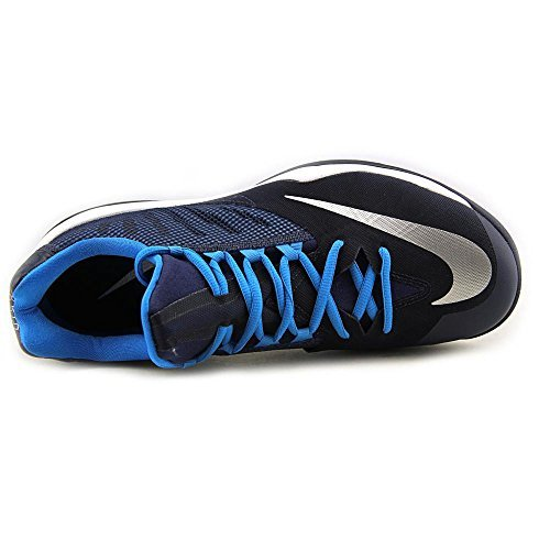 Nike Zoom Run The One Men's Basketball Shoe (A05, Royal/White)