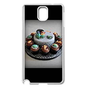 Dairy Milk Shortcake Samsung Galaxy Note 3 Cell Phone Case White KO2576277