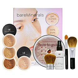 Bare Escentuals Get Started Kits ($181 Value)