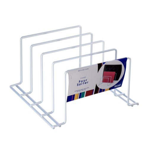 Organized Living Large 4 Sort Divider - (Vertical Dividers)