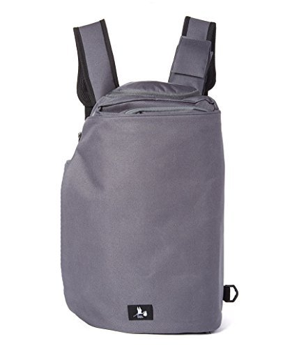 The Original Baby Sak Diaper Bag - Steel Gray