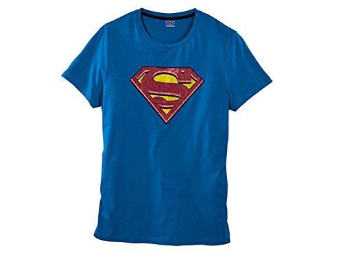 Herren T-shirt mit Superman Logo