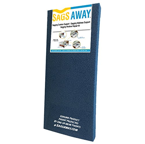 """SagsAway Supplemental Support   Use ONLY with Standard Insert for Deeper or Longer Sags (Posture Zone 1""""x8""""x18"""")"""