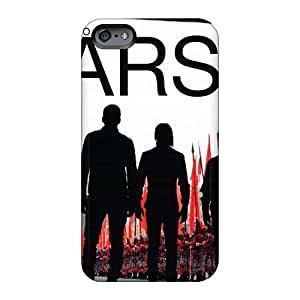 Excellent Cell-phone Hard Covers For Iphone 6 (eYp356SvjU) Unique Design Beautiful 30 Seconds To Mars Band 3STM Pictures