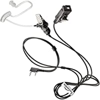 MAXIMON Radio Earpiece / Headset with High Impact Polycarbonate Microphone (THE-SECURITY-STORE)