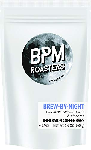 Overnight Cold Brew Coffee - Small Batch Roaster - MADE IN NY by BPM Roasters