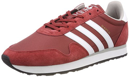 Homme White Footwear Clear Baskets Red adidas Haven Rouge Mystery Granite Basses 8tAWfq