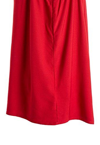 Vestino - Camisas - para mujer Rojo