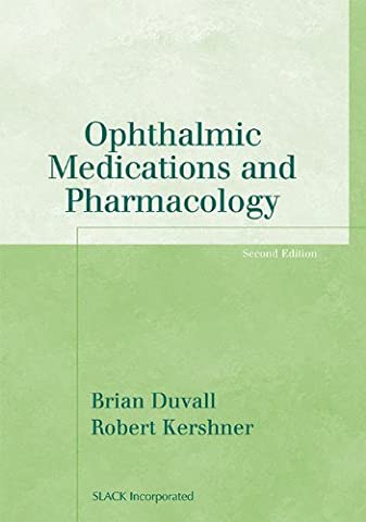 Ophthalmic Medications and Pharmacology (Basic Bookshelf for Eyecare Professionals) - 2% Ophthalmic Solution
