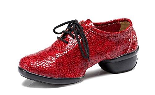 Minitoo - salón mujer Red-4cm Heel