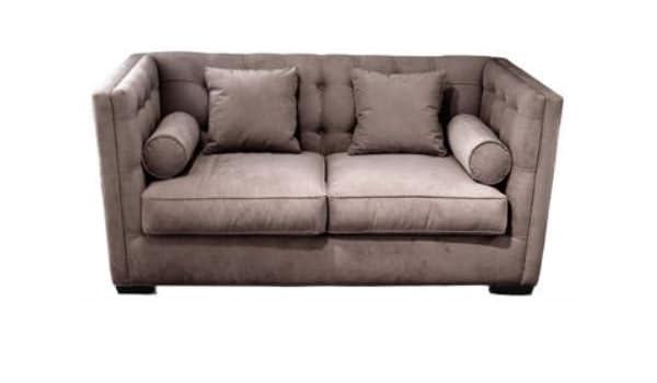 Casa-Padrino sofá/sofá Cama de Lujo marrón Claro 180 x 100 x ...