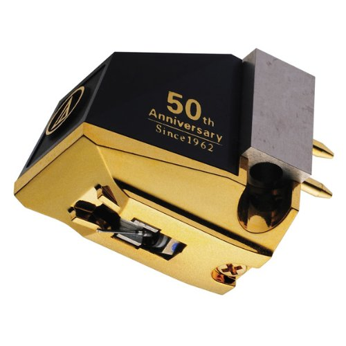 Audio-Technica AT50ANV Moving Coil Cartridge, 50th Anniversary Limited Edition by Audio-Technica
