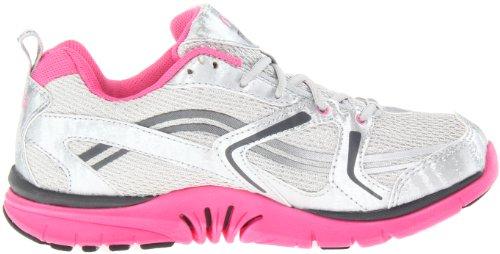 RYKÄ - Zapatillas para deportes de interior para mujer Plata - plateado
