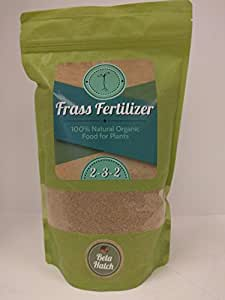 Organic Fertilizer 2-3-2 From Insect Frass