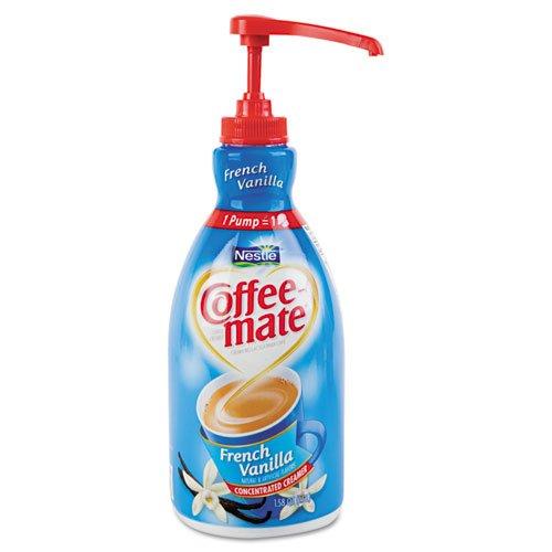 Liquid Coffee Creamer Vanilla Coffee mate