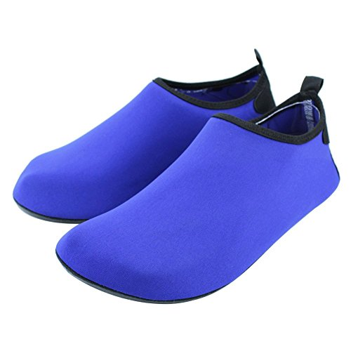 Beach Athletic Pool Men Unisex Blue Surf Aqua Shoes SENFI Women Barefoot Shoes Exercise Water Outdoor pq8qRT