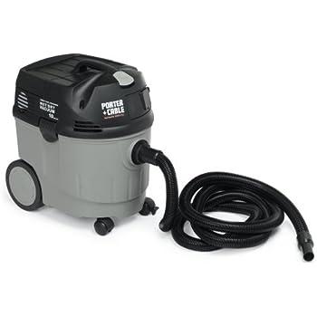PORTER-CABLE 7812 10-Gallon 1-1/2-Horsepower Tool-Start Wet/Dry Vacuum