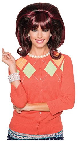 Married With Children Peg Bundy Katey Sagal Women's Bouffant Costume Wig