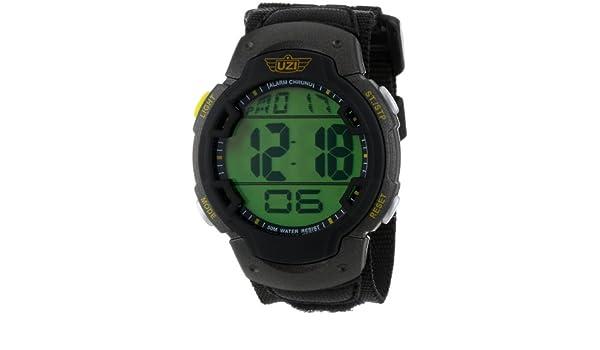 Unbekannt Uzi-89-N - Correa para reloj de hombres (29.28): Amazon.es: Relojes