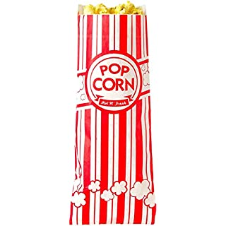 Concession Essentials 1oz Popcorn Bags - Box of 525ct