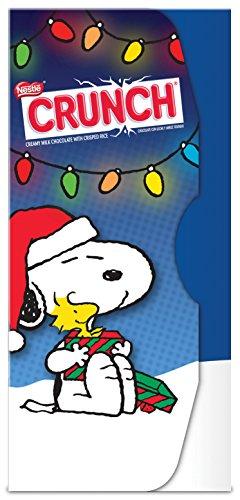 Crunch Holiday Gift Card Holder Bar, 2.75 oz., 18 Count