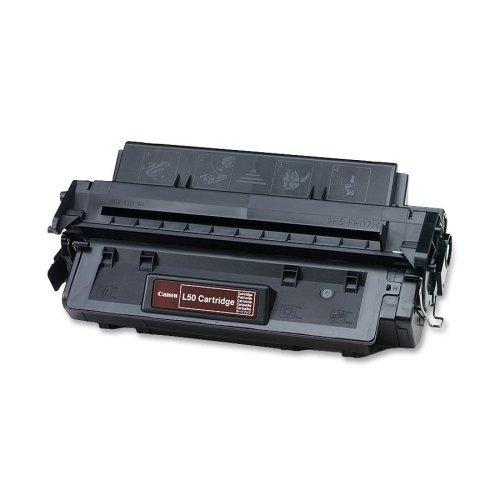 (Canon L50 Laser Toner Cartridge 5000 Page Yield Black)