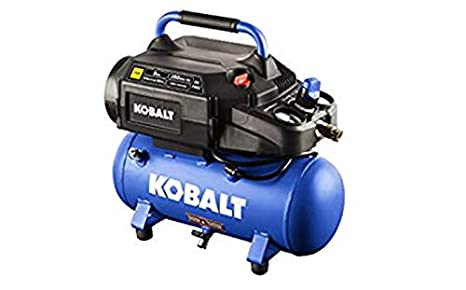 Electric Air Compressor >> Kobalt 3 Gallon Portable 150 Psi Electric Hot Dog Air Compressor