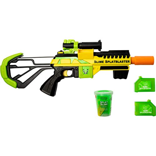 Guava Toys Slime Blaster | Includes 2 Specially Formulated Splatblaster Slime Cartridges by Guava Toys (Image #1)
