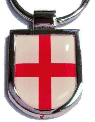 【ラッピング不可】 St Shield George George Shield Keyring B00831V3AE, ふかや.com:f1cfb54b --- dondonwork.top