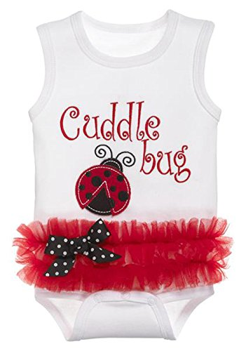 2acc066fb Amazon.com  Ganz Little Sweetheart Baby Diaper Shirts - Cuddly Bug ...