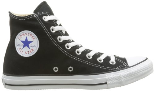 Converse Unisex Chuck Taylor All Star Canvas Hi-Top Trainers Black amazing price cheap online pay with visa cheap price 3czmFtVX8a