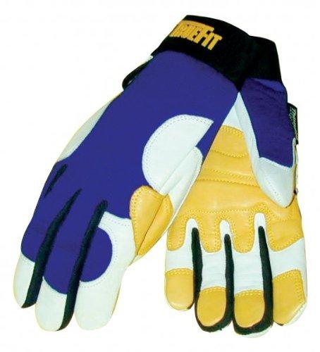 (John Tillman 1495XL Tillman X-Large Gold and Pearl True Fit Ultra Top Grain Goatskin Thinsulate Lined Cold Weather Gloves, English, 30.68 fl. oz, Plastic, 1 x 11.2 x)
