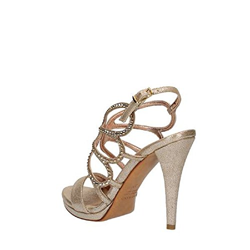 ALBANO Mujer Sandalias Lux Beige