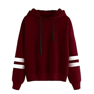 Women Sweater,Neartime Long Sleeve Hoodie Sweatshirt Woman Hooded Pullover Tops