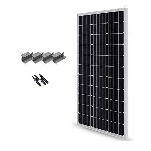 RENOGY 100 Watts 12 Volts Monocrystalline Solar Expansion Kit