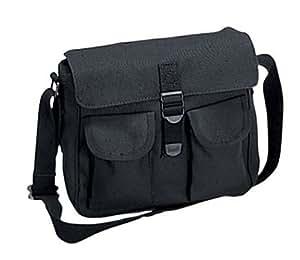 Rothco Black Ammo Shoulder Bag