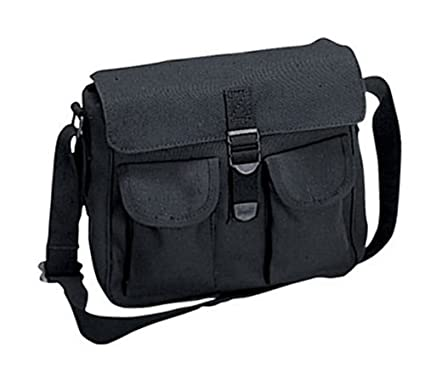 Amazon.com  Rothco Canvas Ammo Shoulder Bag 48436c31d64