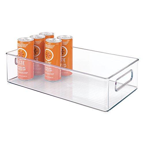 Interdesign Refrigerator Or Freezer Storage Bin Food