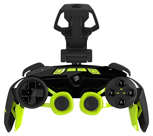 Mad Catz L.Y.N.X.3 Gaming Pad - Wireless - Bluetooth - USBAn