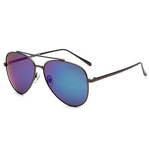 Sol Color Green Yxsd Protección Aviator de polarizadas de 400 SunglassesMAN UV Marco Gafas para Green Hombre 6wSnTdxOq