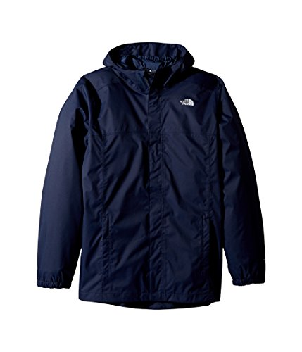 The North Face Kids Boy's Resolve Reflective Jacket (Little Kids/Big Kids) Cosmic Blue X-Small ()