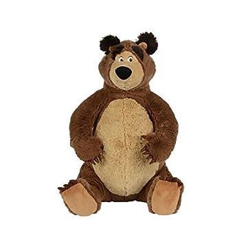 Simba Toys 109309894 Oso de Juguete Felpa Marrón Juguete de Peluche - Juguetes de Peluche (