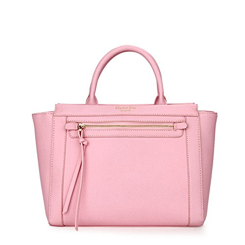 amp;n Pink Womens Handbag Handle A Pu T6BdqRnwTX